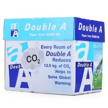 达伯埃 复印纸,A4 80G 白色 5包/箱 单位:箱