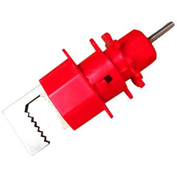 都克 大号万用蝶阀安全锁具,锁定宽度最大到45mm