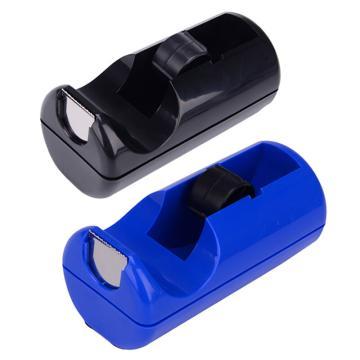 晨光 M&G 小号胶带座,AJD97358 (混色:黑色、蓝色) 单个