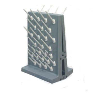 台雄滴水架,SAN-8102G,PP双面,54根滴水棒,灰色
