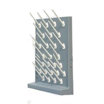 台雄滴水架,SAN-8101G,PP单面,27根滴水棒,灰色