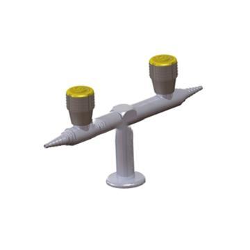 台雄气体考克,SAN-23201,立式180°,双口