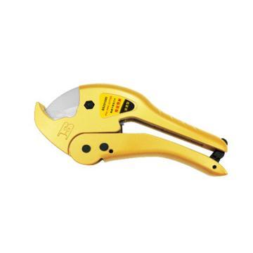 """波斯PVC管子割刀(金色),9""""/220mm,BS291585"""