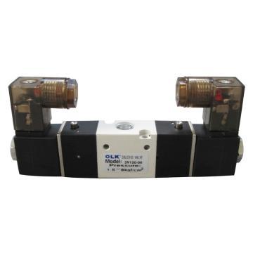欧雷凯OLK 电磁阀,2位3通,3V120-M5-DC24V