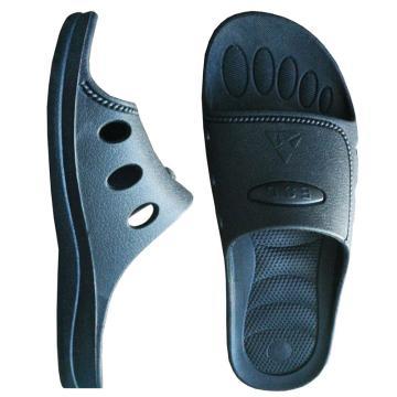 华涌 防静电拖鞋,SPU底小六孔拖鞋,HS-307 240(36-39码) 单位:双
