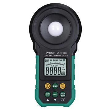宝工 Pro'skitLED灯用照度计 (带电池),MT-4617LED-C