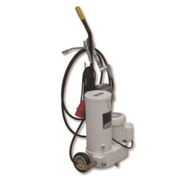 MATO 3426064 电动黄油泵组套,带3.5m油管、黄油加注枪,容量6.3kg