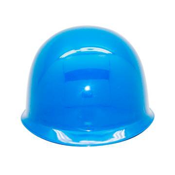 安铠迅 安全帽,GY-A2-蓝(同一系列30顶起订),头盔式ABS安全帽 蓝色