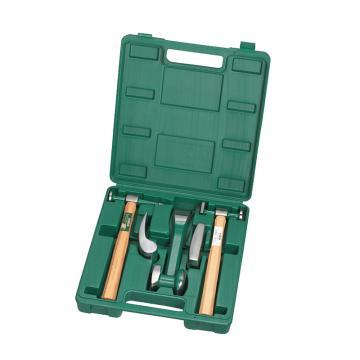 世达钣金工具套装,6件套,09152