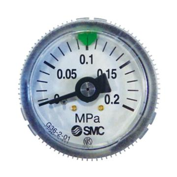 SMC 标准压力表,G33-2-01