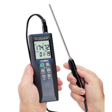 OMEGA 数显式温度计,-100℃~400℃,HH376