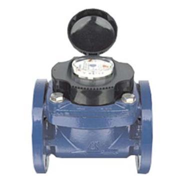 埃美柯/AMICO 铁壳可拆卸螺翼干式热水表,LXLGR-65E,法兰连接,销售代号:070-DN65