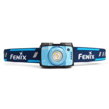 Fenix HL12R 便携多用途头戴头灯,双光源led直充防水内置锂电池(内置电池)含充电线 售完即止