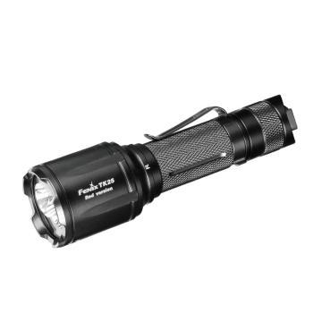 Fenix 远射白光红光双光源防水手电筒 打猎手电 狩猎手电筒,TK25red 不含电池和充电器,单位:个