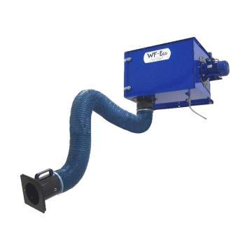 壁挂式烟尘净化器,WX-1208,乐法,脉冲反吹型,WF-ECO