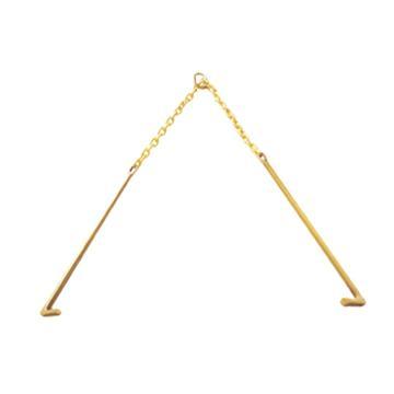 桥防 防爆可调提桶钩,铍青铜,400mm,294-1002BE
