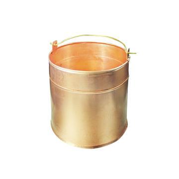 桥防 防爆水桶,铍青铜,Φ270*248mm,281-1002BE
