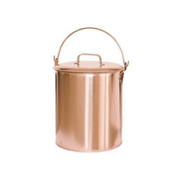 桥防 防爆加盖水桶,铍青铜,15L,281A-1002BE