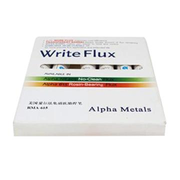 Alpha 助焊笔,NR205,6只/盒