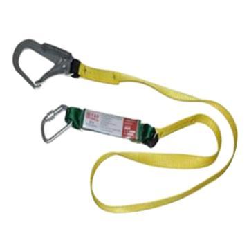 百业安 单腿大钩缓冲绳,EPI-31001C,缓冲包单大钩(织带型、冲压大钩)