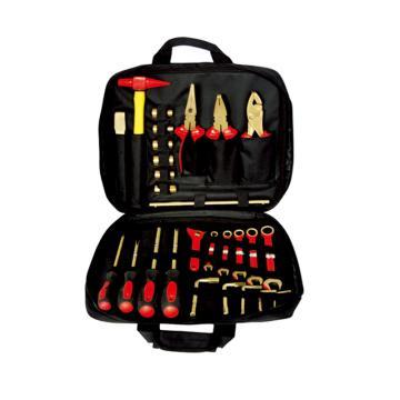 桥防 防爆电工工具套装,铝青铜,26件套,NO.I AL