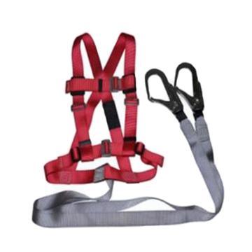 百业安 安全带套装,EPI-12002-1.2M(双大),双背式安全带(双大)