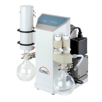 威尔奇 实验室真空系统,不带流量控制,2个真空接口,抽吸速度:75L/min,LVS 602 T
