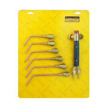 轻巧型焊接成套工具,氧气乙炔焊割,3400N,PE盒包装