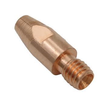 金球36KD导电嘴,M8*30*1.4,紫铜,欧式
