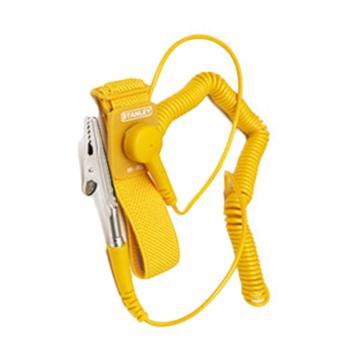 史丹利防静电手腕带,2M,66-002-23