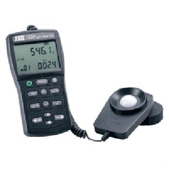泰仕/TES 专业级照度计,TES-1339R,带RS-232