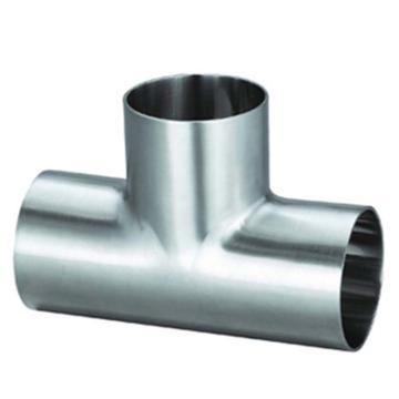 """碳钢对焊三通接头 4"""" A系列 S40 碳钢对焊三通接头,4"""" A系列 S40"""