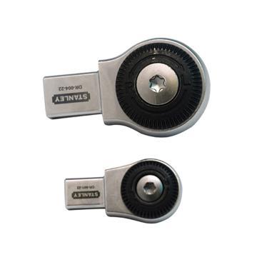 """史丹利圆形棘轮头插件,1/2""""(9x12mm方头),DR-003-22"""