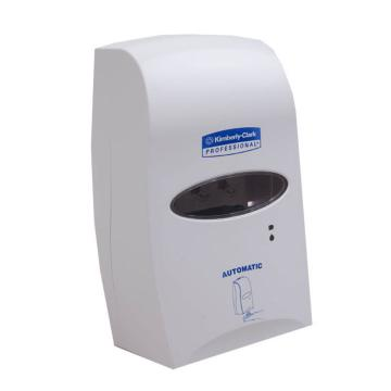 金佰利KCP自动感应皂液器,1.2L珍珠白92147