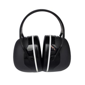 3M 头戴式耳罩,X5A,PELTOR X系列 深灰色