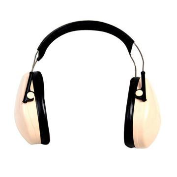 3M 头戴式耳罩,H6A,PELTOR OPTIME 95系列 白黑(新老包装随机发货)