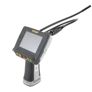 精耐可记录防水型工业视频内窥镜,显示分辨率320x240,DCS660A