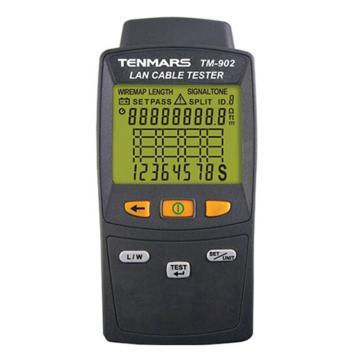 泰玛斯/TENMARS 网络测试仪,TM-902