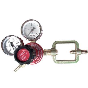 日出减压器,858-15(AR03K),适用气体:乙炔,输入压力:1.6Mpa