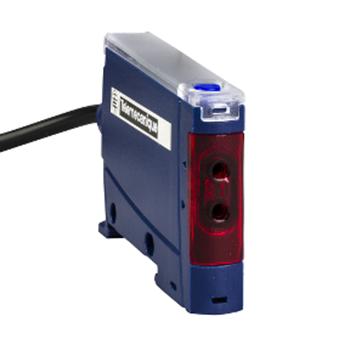 施耐德Telemecanique 光纤传感器,XUDA2PSML2,4个起订