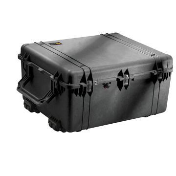 派力肯 双排滚轮大型拉杆箱,可选配分隔层可选配箱盖整理袋,含海绵垫,847*722*463,1690