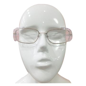 霍尼韦尔Honeywell 矫视眼镜,含钛合金镜架防蓝光PC镜片 近视<1000度 散光<200度或老花<300度