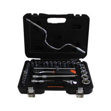 组合工具,32件套12.5MM系列公制组套工具,S010032