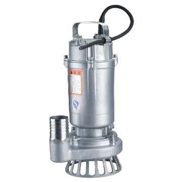 新界 WQD25-7-1.5S WQ(D)-S系列全不锈钢304潜水排污泵 丝口连接,标配电缆8米