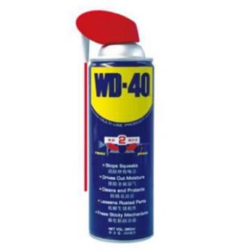 WD-40 除湿防锈润滑剂,伶俐喷灌,380ml/瓶
