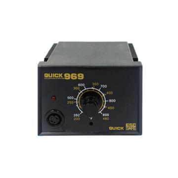 快克 控温电焊台,60W,QUICK969ESD