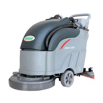 克力威手推式电瓶洗地机,HERO T20 24V 100AH