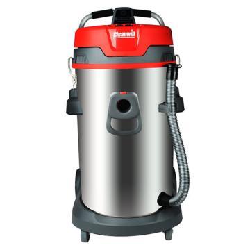 克力威吸尘吸水机,WVC801 2x1100W 80L