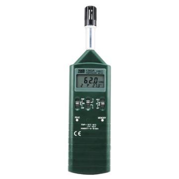 泰仕/TES 数字式温湿度计,TES-1360A