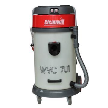 克力威吸尘吸水机,WVC701 2x1100W 70L